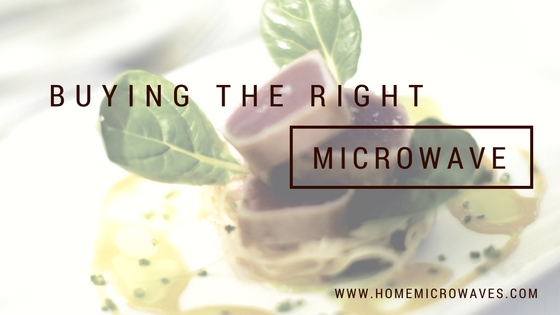 home microwaves
