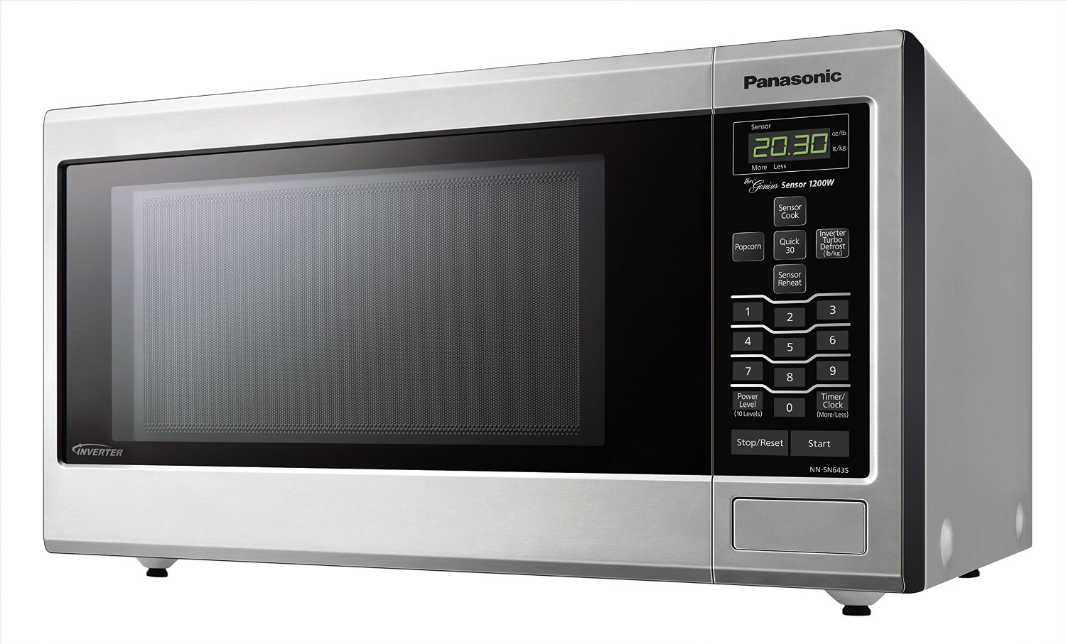 Panasonic Inverter Microwave Price Baked Potato